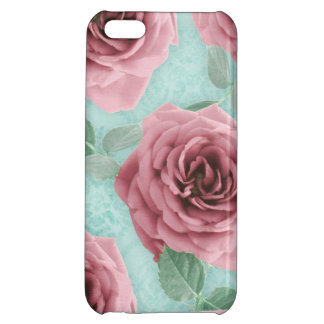 Floral iPhone 5 case Flower rose Shabby Chic