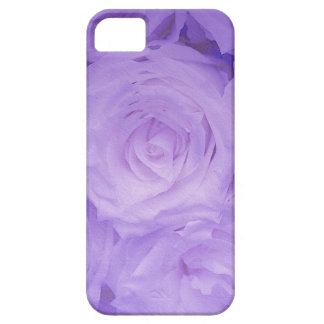 Floral iPhone 5,  case-mate Purple roses