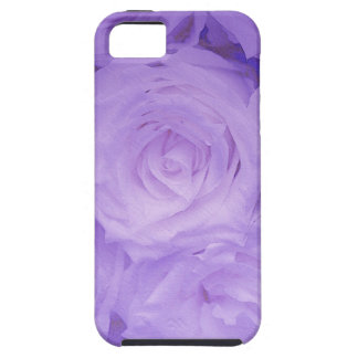 Floral iPhone 5 case-mate Purple Roses