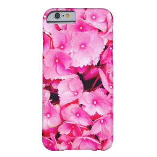 Floral iPhone 6 case (pink)