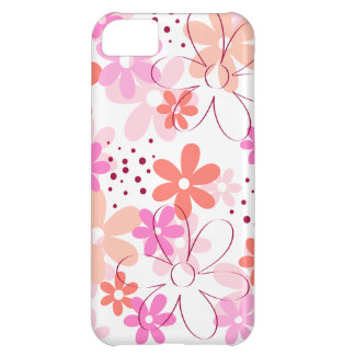 Floral iphone case iPhone 5C case