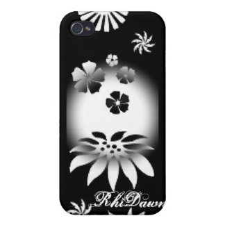 Floral iPhone Case iPhone 4/4S Cover