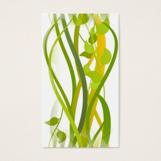 Floral - Ivy Business Card
