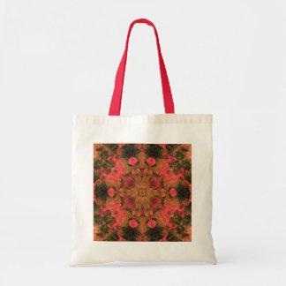 Floral Kaleido-Tote Tote Bag