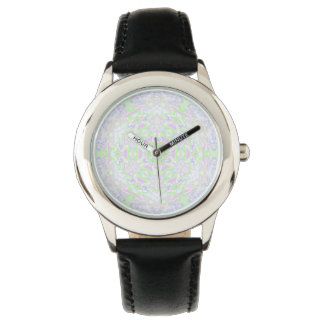 Floral Kaleidoscope 2 Watch