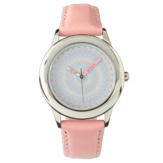 Floral Kaleidoscope 3 Watch
