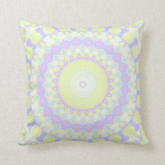Floral Kaleidoscope Cushion