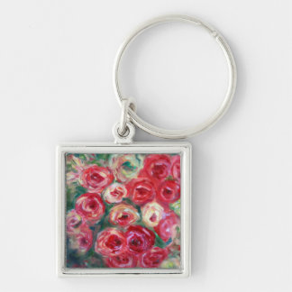 Floral Key Chain