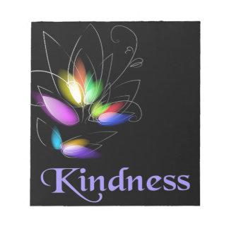 Floral Kindness Notepad