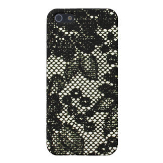 Floral Lacel Design IPhone Case iPhone 5 Cases