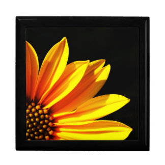 floral large square gift box