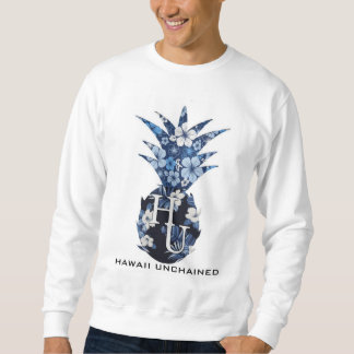 Floral Logo Crewneck Sweatshirt