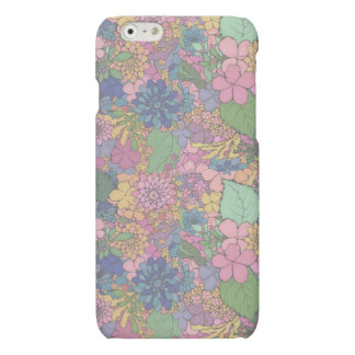 Floral Love and Color iPhone 6 Plus Case