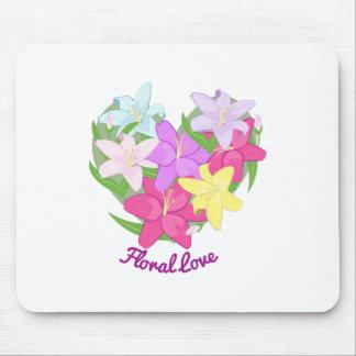 Floral Love Mousepad