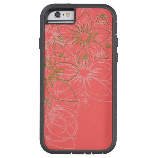 Floral Love Tough Xtreme iPhone 6 Case