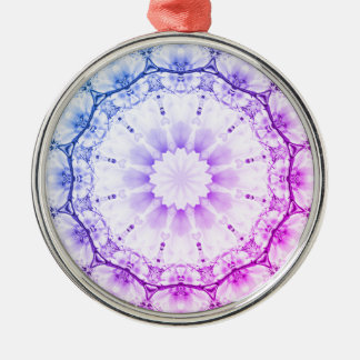 Floral mandala-style, blossoms 02.2.F Christmas Ornament