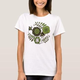Floral Mint T-Shirt
