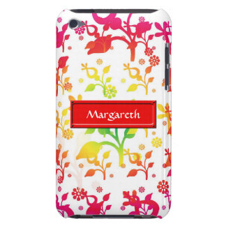 Floral mix Case-Mate iPod touch case