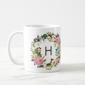 Floral Mugs from Zazzle.