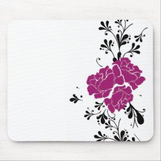 Floral Mouse Mat