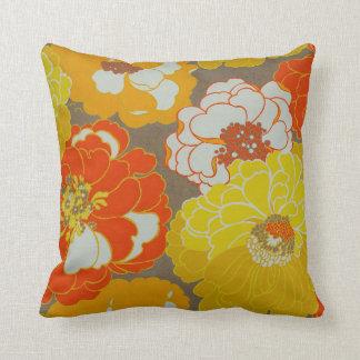 Floral Museum LA Pillow