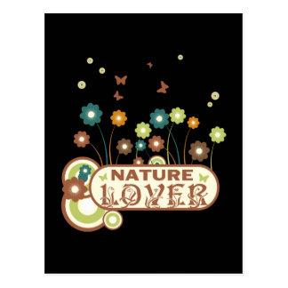 Floral Nature Lover Postcards