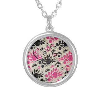 Floral Custom Necklace