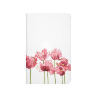 Floral Notebook Journal