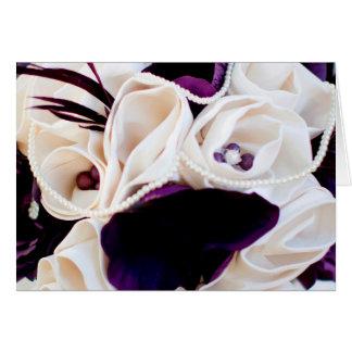 Floral Notecard Greeting Card