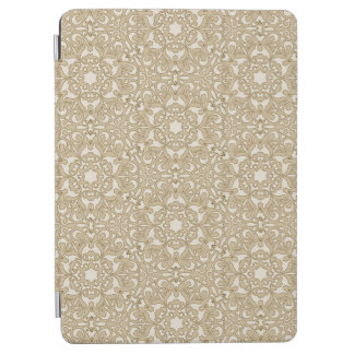 Floral ornate background iPad air cover