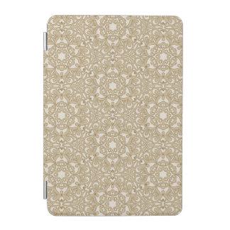 Floral ornate background iPad mini cover