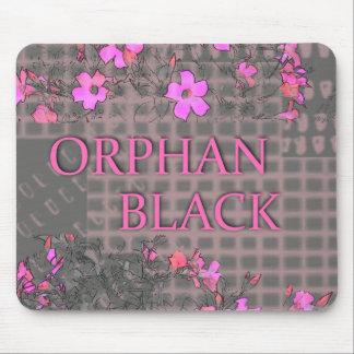 Floral Orphan Black-Alison edition Mouse Mat