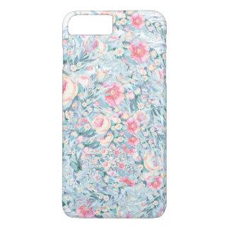 Floral Paint pattern iPhone 8 Plus/7 Plus Case