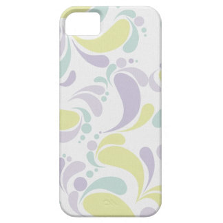 Floral Pale iPhone 5 Covers
