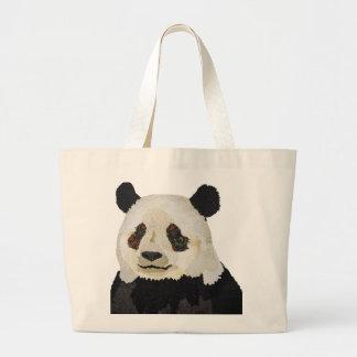 Floral Panda Bag