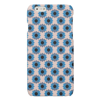 Floral Pastel Blue Flowers - iPhone Case - 6/6s iPhone 6 Plus Case