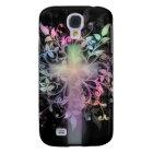 Floral Pastel Galaxy S4 Case