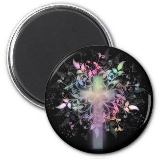 Floral Pastel Magnet