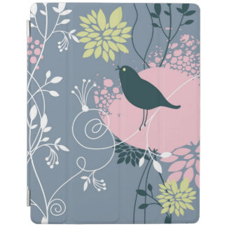 Floral Pattern 12 iPad Cover