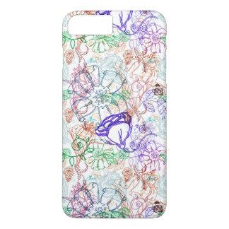 Floral Pattern 13 iPhone 8 Plus/7 Plus Case
