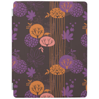 Floral pattern 2 3 iPad cover