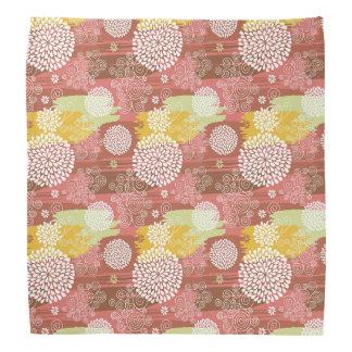 Floral pattern 2 bandana