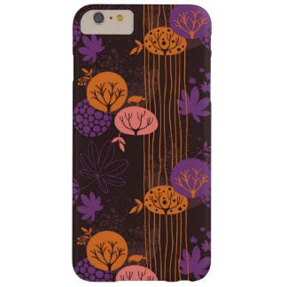 Floral pattern 2 barely there iPhone 6 plus case