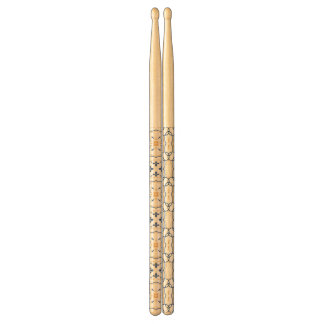Floral Pattern 2 Drumsticks