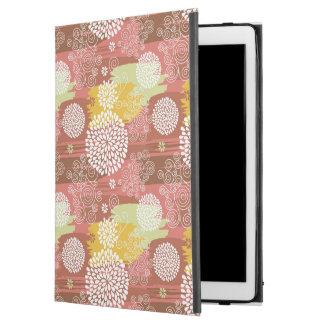 "Floral pattern 2 iPad pro 12.9"" case"