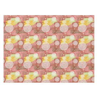 Floral pattern 2 tablecloth