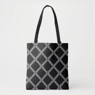 Floral Pattern 2 Tote Bag