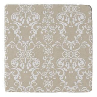 Floral Pattern 2 Trivet