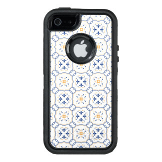 Floral Pattern 3 OtterBox Defender iPhone Case