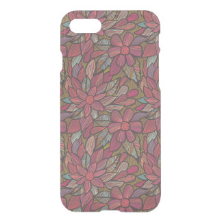 Floral pattern 4 iPhone 8/7 case